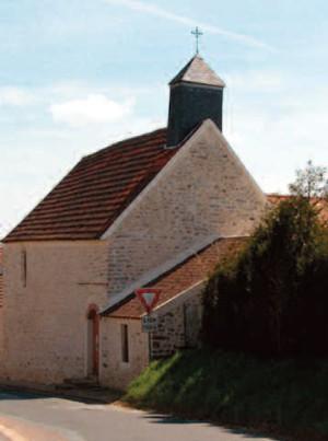 chapelle Mesnil Racoin Villeneuve sur Auvers